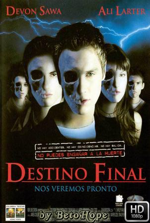 Destino Final [2000] HD 1080P Latino [Google Drive] GloboTV