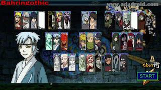 Naruto Senki Coconut v5 by Bahringothic Apk