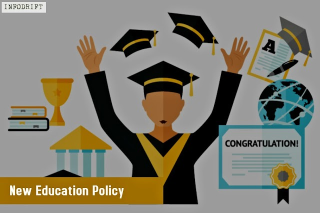 New Education policy of India: the government is all set to implement the new education policy and revolutionize the Indian education in next 20 years...