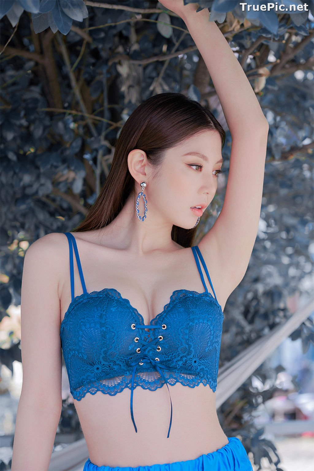 Image Korean Fashion Model – Lee Chae Eun (이채은) – Come On Vincent Lingerie #5 - TruePic.net - Picture-9