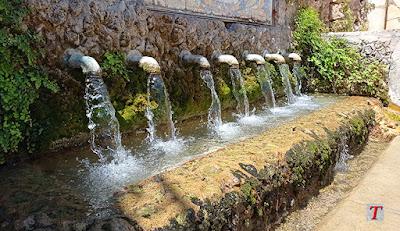 Fuente de los Baños de Montejanos