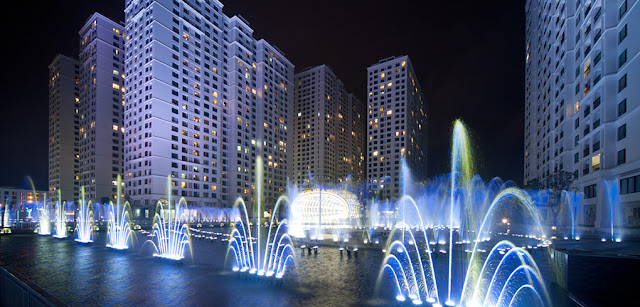 Top 2 những khu đô thị đẹp nhất hà nội