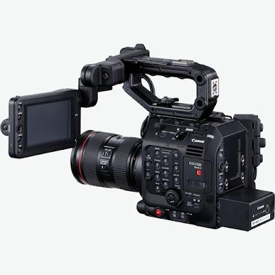 Canon EOS C500 Mark II Firmware Full Driversをダウンロード