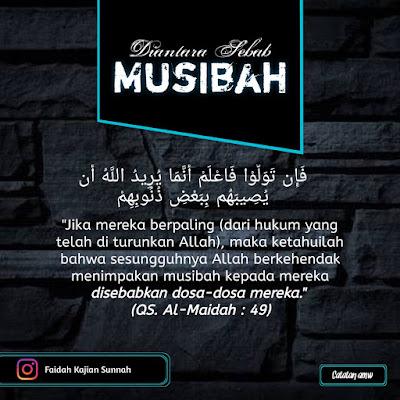 Sebab Musibah