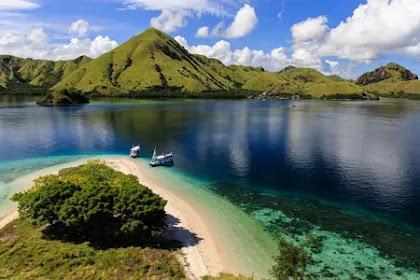 Cara Mudah Liburan Ke Pulau Komodo