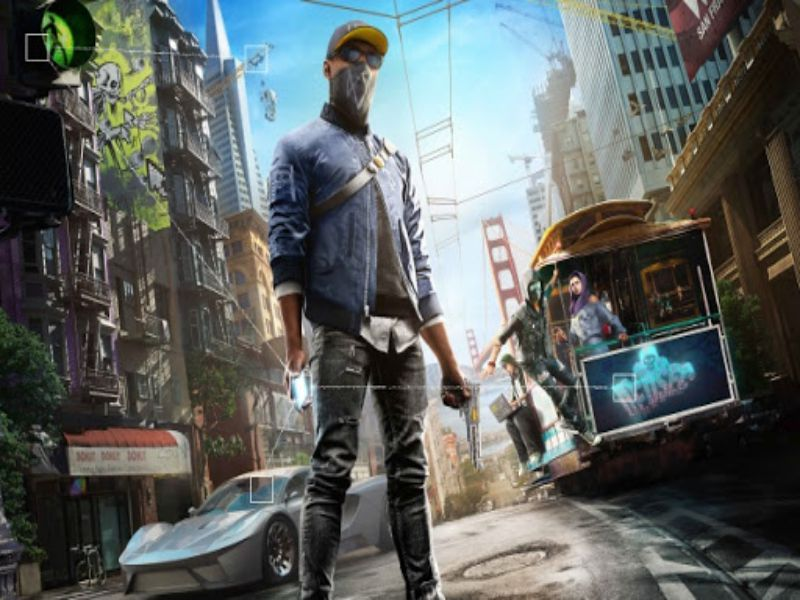 Download Watch Dogs 1 Game Setup Exe