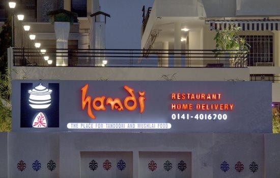 Handi Restaurant Jaipur