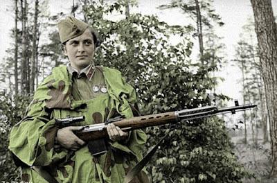 Lyudmila Mykhailivna Ppavlichenko