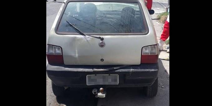 Carro com mais de R$ 54 milhões em multas é apreendido em São Paulo