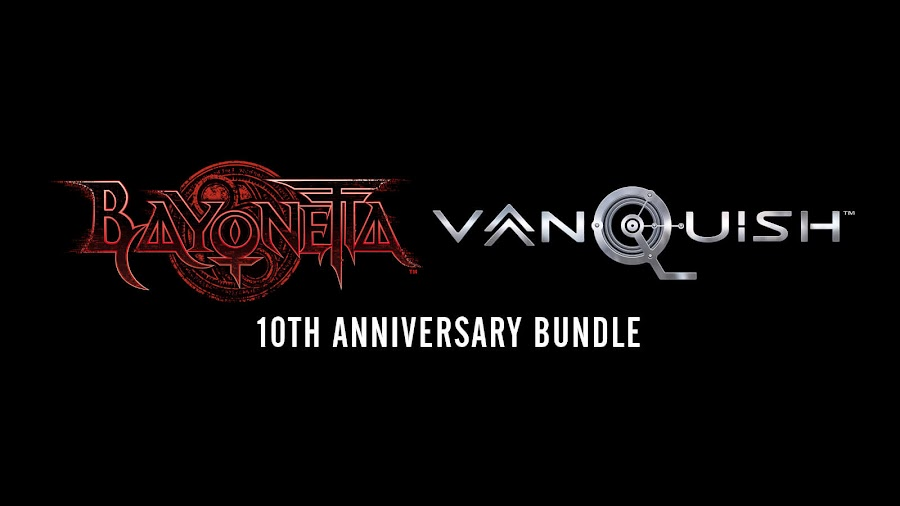 bayonetta vanquish 10th anniversary bundle microsoft store listing revealed platinum games sega