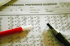 Edward Personal Preference Schedule (EPPS)