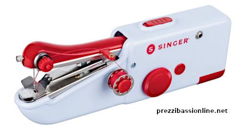 Macchina da cucire portatile Singer