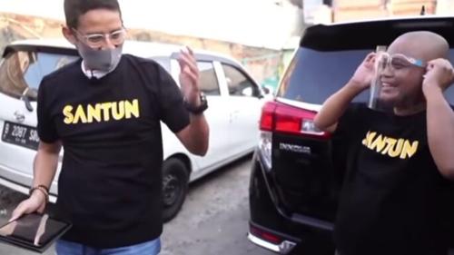 Ucapkan Duka Meninggalnya Sapri, Sandiaga Uno 'Digempur' Netizen: Jangan Lupa Tengku Zul, Dia Dulu Mati-Matian Ngedukung!
