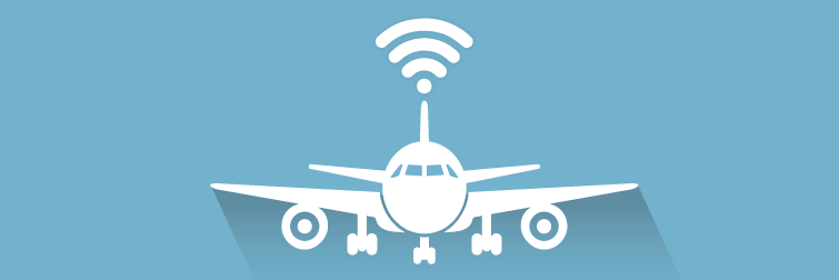How Does In-Flight Wi-Fi Works?