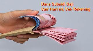 Subsidi Gaji Bakal Cair Hari ini, Berapa Besarannya? Begini Penjelasan Menteri Ketenagakerjaan