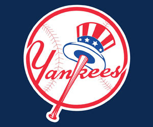This Yankees symbol is classic.