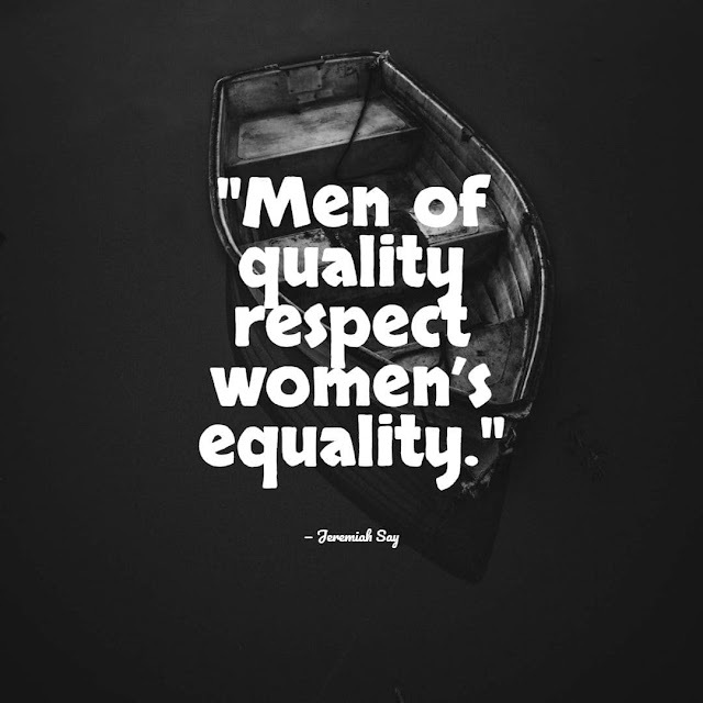 Short quotes on gender equality