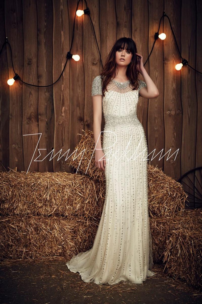 Jenny packham bridal dresses spring 2017 my face hunter for Vintage wedding dresses dallas