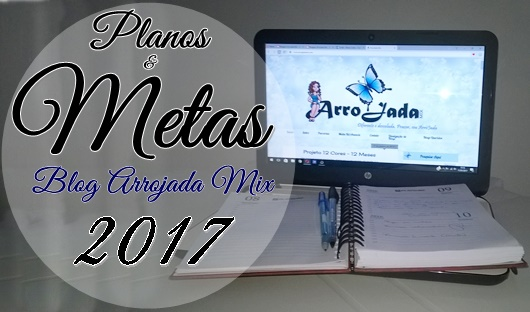Blog ArroJada Mix 2017