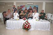 Panglima TNI : Para Petugas Pengamanan Natal dan Tahun Baru Harus Santun,Humanis Namun tetap Tegas dan Wibawa.