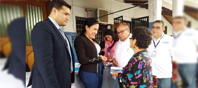 TÁCHIRA: 400 pacientes tachirenses fueron beneficiados con la  entrega de medicamentos y glucómetros.