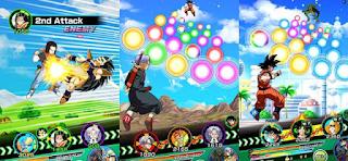 Game Dragon Ball Z Dokkan Battle God Mode