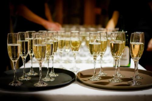beste champagne glas