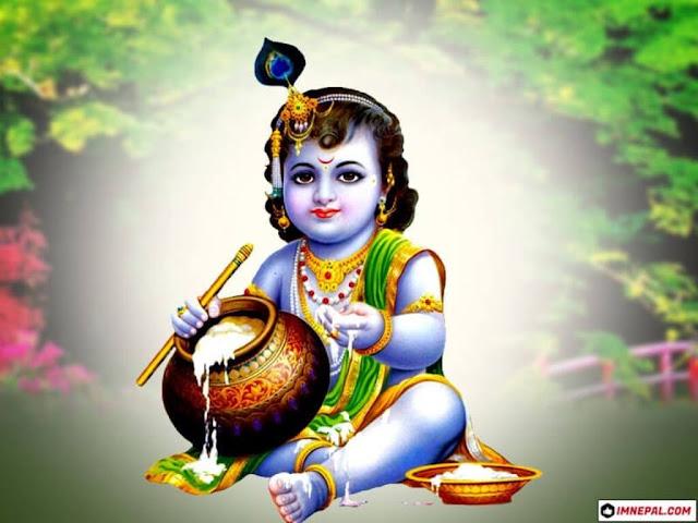 Cute-Baby-Krishna-HD-Wallpaper-4K-For-Whatsapp-Status