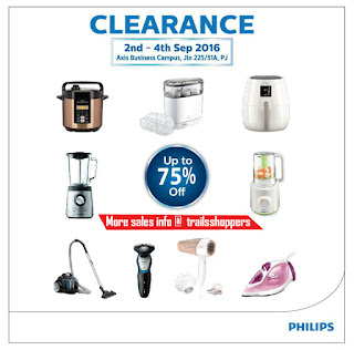 Philips Warehouse Clearance Sale