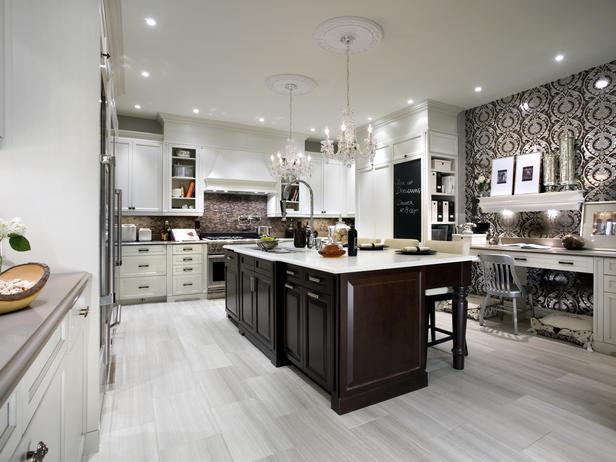 Modern Furniture: Kitchen Designs Ideas 2011 By Candice Olson