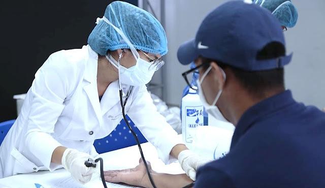 Aumento de sueldo personal de salud recibirá una bonificación extraordinaria de 3 000 soles