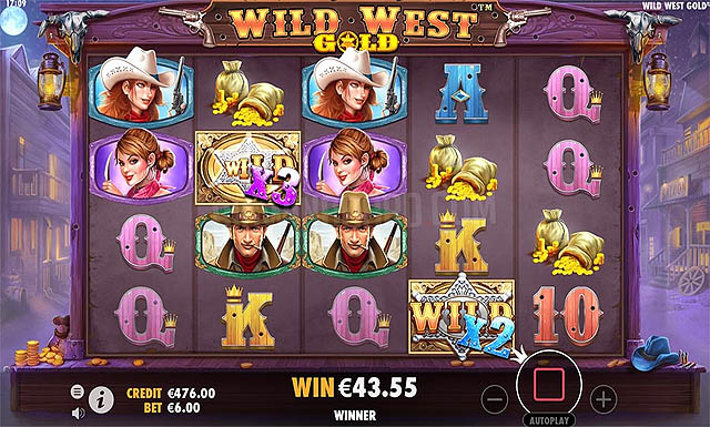 Ulasan Slot Pragmatic Play Indonesia - Wild West Gold Slot Online