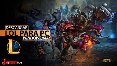 Como Descargar League Of Legends para PC Ultima Versión 🔥