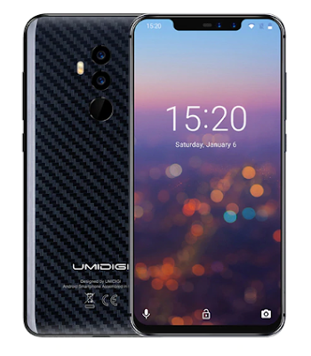 "UMIDIGI Z2 Pro 6.2""Full screen smartphone"
