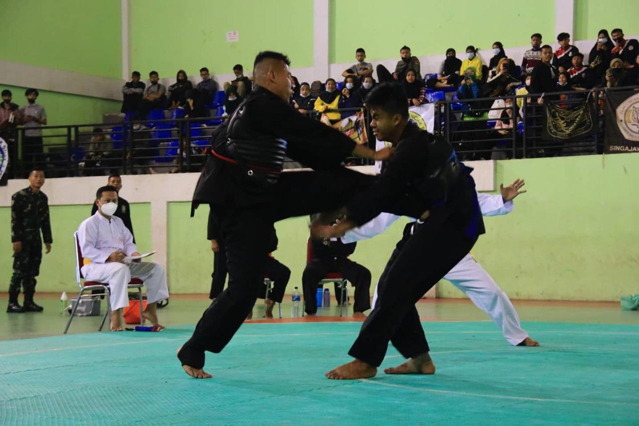 Prajurit YR 303 Kostrad Raih Juara IPSI CUP II 2021 di Garut