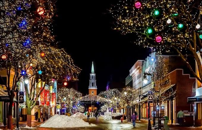 Vacaciones de Navidad ¿cuáles son las ciudades con el mejor alumbrado navideño?