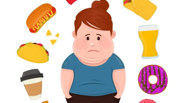 Bad Habits That Make You Fat