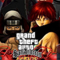 GTA Naruto Mod Apk Data Full