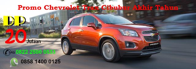Promo Chevrolet Trax Cibubur Akhir Tahun