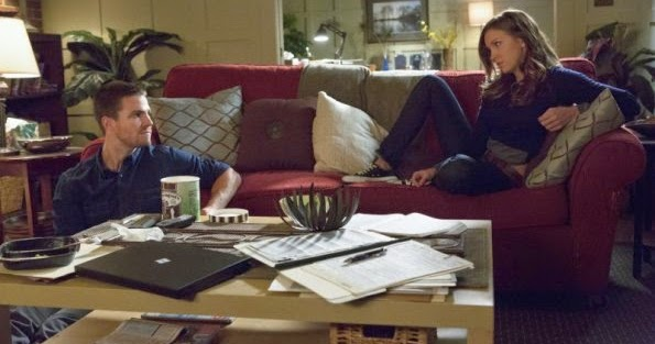 The Lovely Side Get The Look Laurel Lance S Apartment