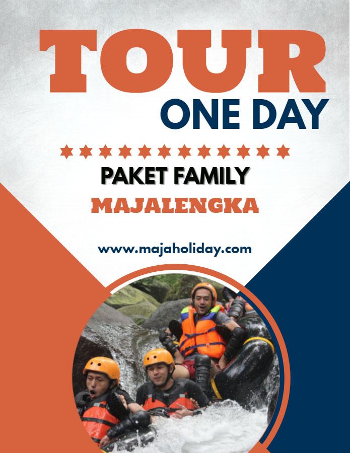 Baner paket wisata family city tour ertiga majalengka