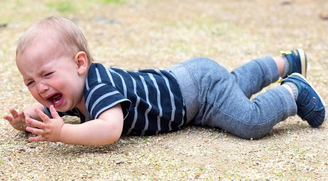 penyebab tantrum pada anak
