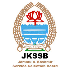 JKSSC Recruitment 2018
