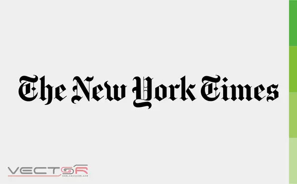 The New York Times (1857) Logo - Download Vector File CDR (CorelDraw)