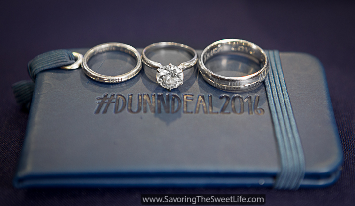 Calculon wedding bands