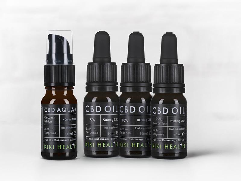Kiki Health CBD Oil là một sản phẩm tự nhiên thực thụ