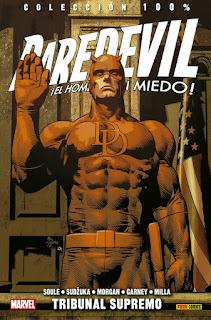 Daredevil: El Hombre sin Miedo 13. Tribunal Supremo