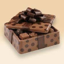 قصة علبة شوكولاته