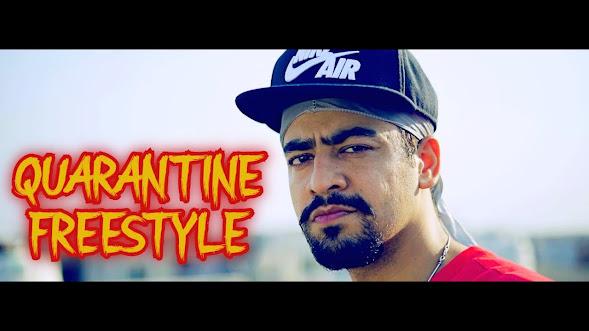 Rob C - Quarantine Freestyle Song Lyrics   Hindi Rap   2021 Lyrics Planet