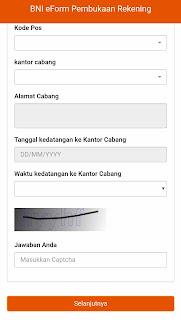 E-form Bni Tabungan Prakerja : e-form, tabungan, prakerja, Rekening, Online, Kartu, Kerja, Portalilmu.com